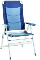 Sessel KERRY SLIM 600 blau, 2er Set
